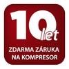 Záruka na kompresor 10 let zdarma