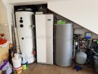 Instalace vnitřní jednotky NIBE VVM 310 - reference - instalace