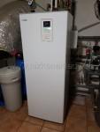 Instalace vnitřní jednotky NIBE BA-SVM 10-200 - reference - instalace
