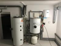 Regulátor NIBE SMO 40 pro tepelné čerpadla vzduch-voda - reference