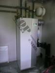 Instalace tepelného čerpadla země-voda NIBE F1245 - reference - instalace