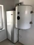 Instalace vnitřní jednotky NIBE VVM 320 - reference - instalace