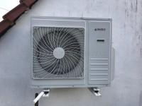 Instalace klimatizace Dražice Split AIR a Multisplit AIR Plus