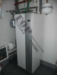 Instalace tepelného čerpadla země-voda NIBE F1245