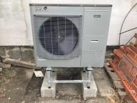 Tepelné čerpadlo NIBE AMS 10-12 reference - instalace
