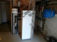 Instalace tepelného čerpadla země-voda NIBE F1145