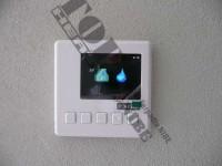 Pokojová jednotka RMU-40 - reference