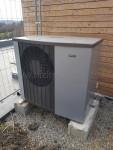 tepelné čerpadlo NIBE F2120-8 reference - instalace