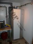Instalace tepelného čerpadla vzduch-voda NIBE SPLIT – vnitřní jednotka ACVM 270