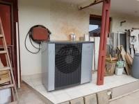 tepelné čerpadlo NIBE F2120-16 reference - instalace