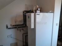 Instalace vnitřní jednotky NIBE HK200S a HK200S6 - reference - instalace