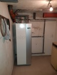 Instalace vnitřní jednotky NIBE VVM 320 - reference