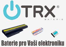 Partner webu - TRX Baterie